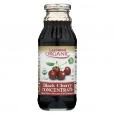 Lakewood Organic 100 Percent Fruit Juice Concentrate - Black Cherry - 12.5 Oz