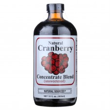 Natural Sources Cranberry Concentrate Drink - 16 Fl Oz