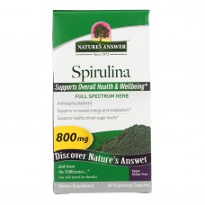 Natures Answer Spirulina - 90 Capsules