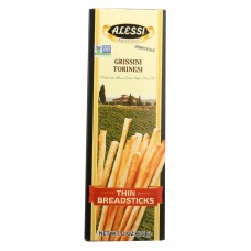 Alessi Breadsticks - Thin - Case Of 6 - 3 Oz.