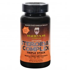 Healthy n Fit Advanced Steroidal Complex - 90 Caps