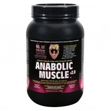 Healthy n Fit Nutritionals Muscle Chocolate Shake - 3.5 Lbs