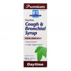 Boericke And Tafel Cough And Bronchial Syrup - 8 Fl Oz