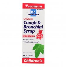 Boericke And Tafel Childrens Cough And Bronchial Syrup - 8 Fl Oz