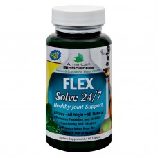 American Bio-sciences Flexsolve 24 7 - 60 Tablets