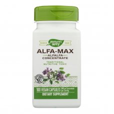 Natures Way Alfa-max 10x Concentrate - 100 Capsules