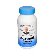 Dr. Christophers Formulas Adrenal Formula - 400 Mg - 100 Caps