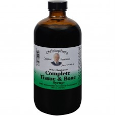 Dr. Christophers Formulas Complete Tissue And Bone Syrup - 16 Oz