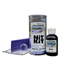 Wellinhand Action Remedies Non-toxic Lice Kit - 3 Piece Kit