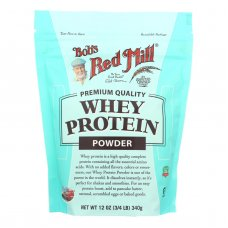 Bobs Red Mill Whey Protein Powder - 12 Oz - Case Of 4
