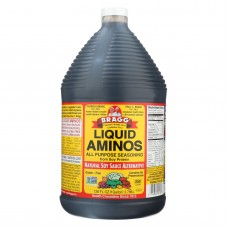 Bragg Liquid Aminos - 128 Oz - Case Of 4