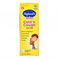 Hylands Cold n Cough 4 Kids - 4 Fl Oz