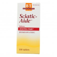 Boericke And Tafel Sciatic-aide - 100 Tablets
