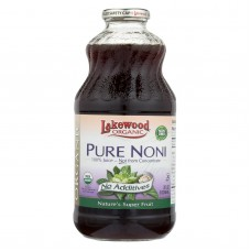 Lakewood Organic Noni Juice - Pure - 32 Oz