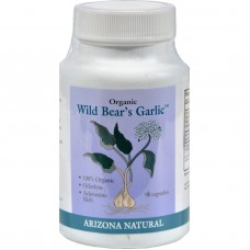 Arizona Natural - Wild Bears Garlic 235mg - 90 Cap