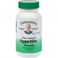Dr. Christophers Appetite Formula - 475 Mg - 100 Vegetarian Capsules