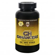 Healthy n Fit Nutritionals Gh Enhancers Gh No2 - 180 Capsules