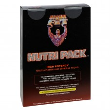 Healthy n Fit Nutritionals Nutri-pak 30 Days - 30 Packets