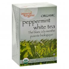 Uncle Lees Imperial Organic Peppermint White Tea - 18 Tea Bags