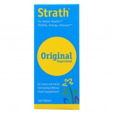 Bio-strath Whole Food Supplement - Stress And Fatigue Formula - 100 Tablets
