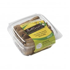 Aunt Gussies Raisin Almond Biscuits - No Sugar Added - Case Of 8 - 8 Oz.