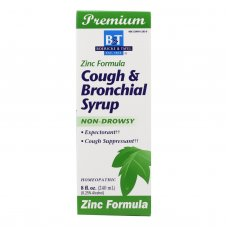 Boericke And Tafel Cough And Bronchial Syrup With Zinc - 8 Fl Oz