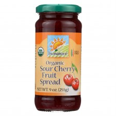 Bionaturae Fruit Spread - Sour Cherry - Case Of 12 - 9 Oz.