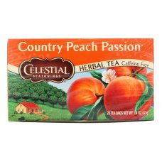 Celestial Seasonings Herbal Tea - Country P Passion - Caffeine Free - 20 Bags