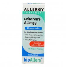 Bio-allers Childrens Allergy Treatment - 1 Fl Oz