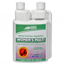 Liquid Health Womens Multi - 32 Fl Oz