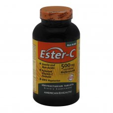 American Health Ester-c With Citrus Bioflavonoids - 500 Mg - 450 Vegetarian Tablets