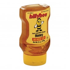 Billy Bee Honey - Pure Canadian Clover - Case Of 6 - 13 Oz.