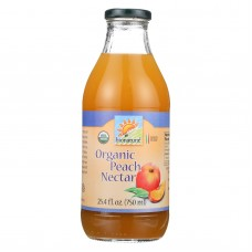 Bionaturae Fruit Nectar - Orangic - Peach - 25.4 Oz - Case Of 6