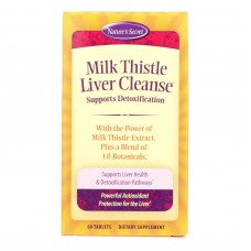 Natures Secret Milk Thistle Liver Cleanse - 60 Tablets