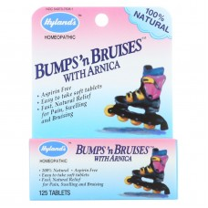 Hylands Bumpsn Bruises With Arnica - 125 Tablets