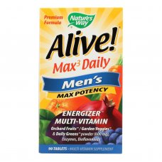 Natures Way Alive Mens Multi - 90 Tablets