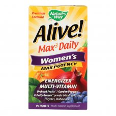 Natures Way Alive Womens Multi - 90 Tablets