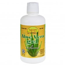 Dynamic Health Aloe Vera Gel Unflavored - 32 Fl Oz