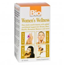 Bio Nutrition Womens Wellness - 60 Tablets