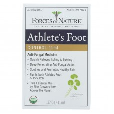 Forces Of Nature Organic Athletes Foot And Jock Itch Control - 11 Ml