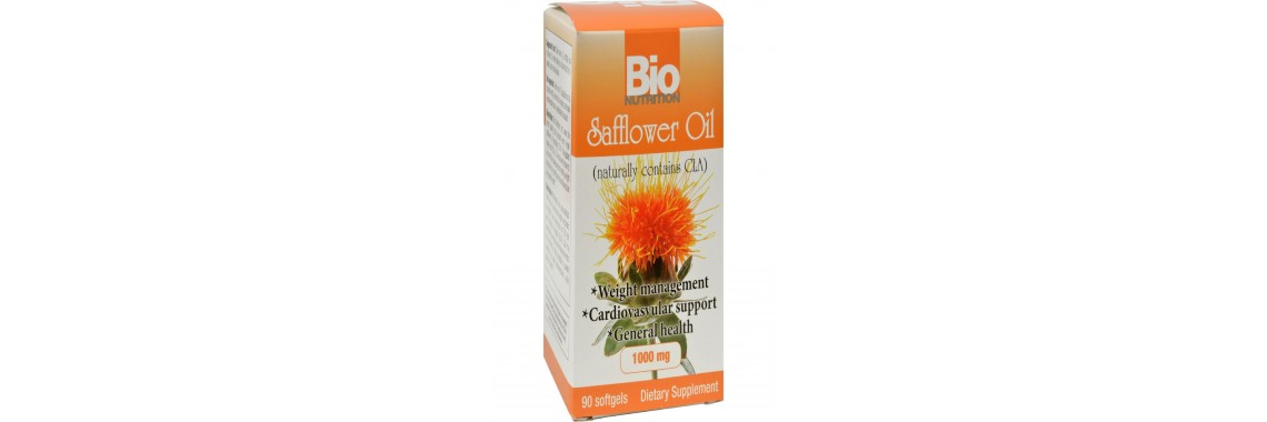 Bio Nutrition Safflower Oil