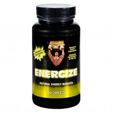Healthy n Fit Energize Energy Booster - 60 Capsules
