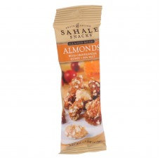 Sahale Snacks Glazed Nuts - Almonds With Cranberries Honey And Sea Salt - 1.5 Oz - Case Of 9