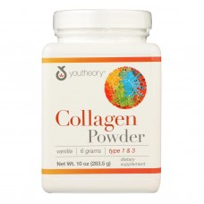 Youtheory Collagen Powder Dietary Supplement  - 1 Each - 10 Oz