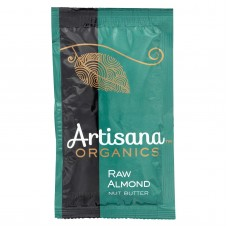 Artisana Organic Raw Almond Butter - Squeeze Packs - 1.06 Oz - Case Of 10