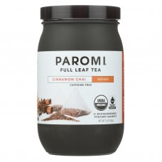 Paromi Tea - Tea Rooibos Cinnamon Chai Caffeine Free - Case Of 6 - 15 Bag