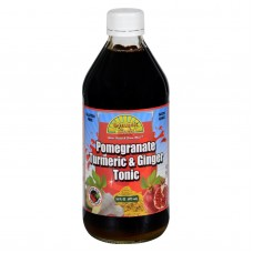 Dynamic Health Tonic - Pomegranate Turmeric And Ginger - 16 Oz