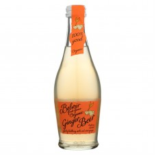 Belvoir Beverage - Organic - Ginger - Beer - Case Of 24 - 8.4 Oz