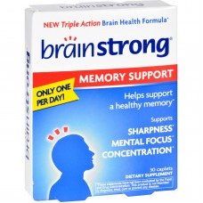 Brainstrong Memory Support - 30 Capsules