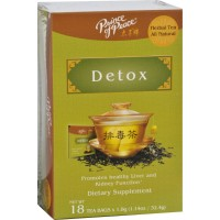 Prince Of Peace Tea - Herbal - Detox - 18 Bags